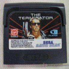 Videojuegos y Consolas: ANTIGUO JUEGO TERMINATOR. Lote 32479482