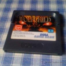Videojuegos y Consolas: WOLFCHILD JUEGO PARA SEGA GAME GEAR GAMEGEAR GG SOLO CARTUCHO. Lote 32989284