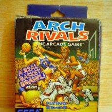 Videojuegos y Consolas: ARCH RIVALS.CAJA ORIGINAL Y MANUAL.. Lote 33246972