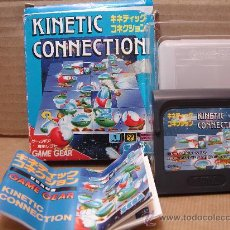 Videojuegos y Consolas: VIDEO JUEGO SEGA - KINETIC CONNECTION GAME GEAR - JAPAN - ¡¡ SIN USO ¡¡ GAMEGEAR. Lote 33387005