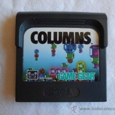 Videojuegos y Consolas: JUEGO GAME GEAR COLUMMS. Lote 34605197