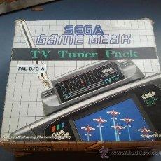 Videojuegos y Consolas: SGA GAME GEAR ACCESORIO TE TV EN CAJA . Lote 37635629