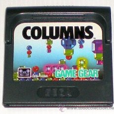 Videojuegos y Consolas: COLUMNS [SEGA GAMEGEAR] [1990]. Lote 40324026