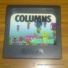 Videojuegos y Consolas: COLUMNS - SEGA GAMEGEAR. Lote 49125598
