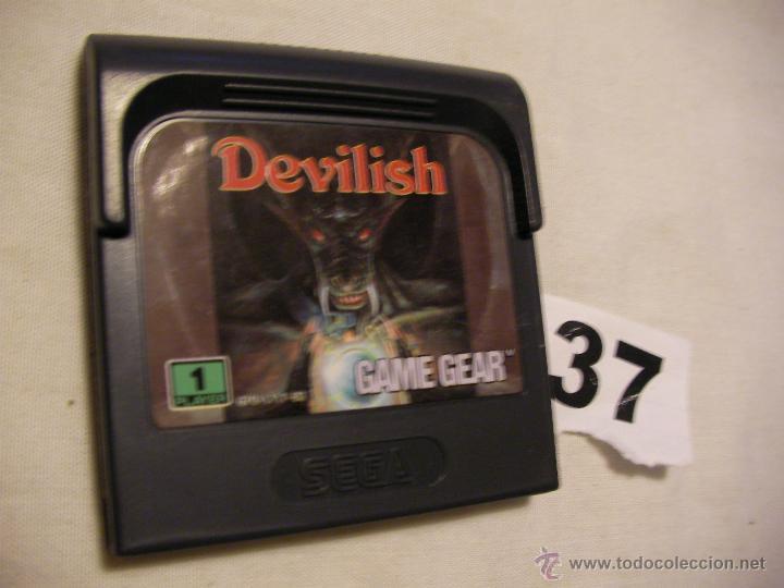DEVILISH - GAMEGEAR (Juguetes - Videojuegos y Consolas - Sega - GameGear)