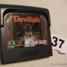 Videojuegos y Consolas: DEVILISH - GAMEGEAR. Lote 44377401