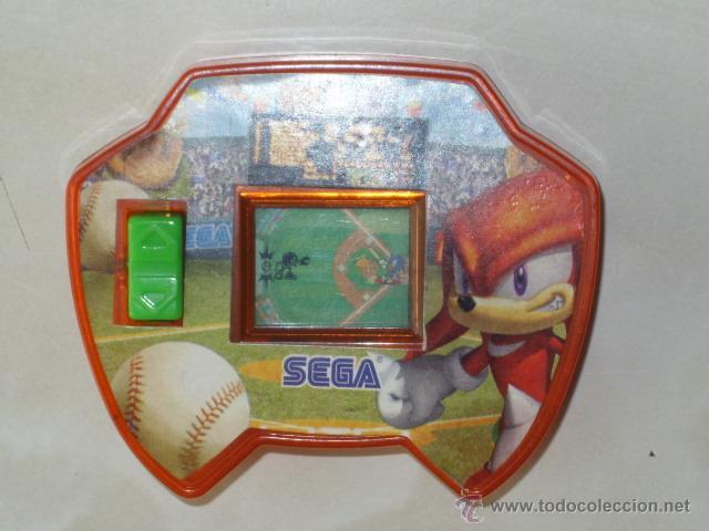 SEGA. VIDEO JUEGO SEGA.FUNCIONANDO. (Juguetes - Videojuegos y Consolas - Sega - GameGear)