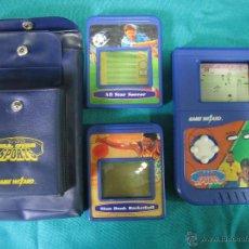 Videojuegos y Consolas: CONSOLA GAME WIZARD CON 2 JUEGOS. FUNCIONA. Lote 45103959