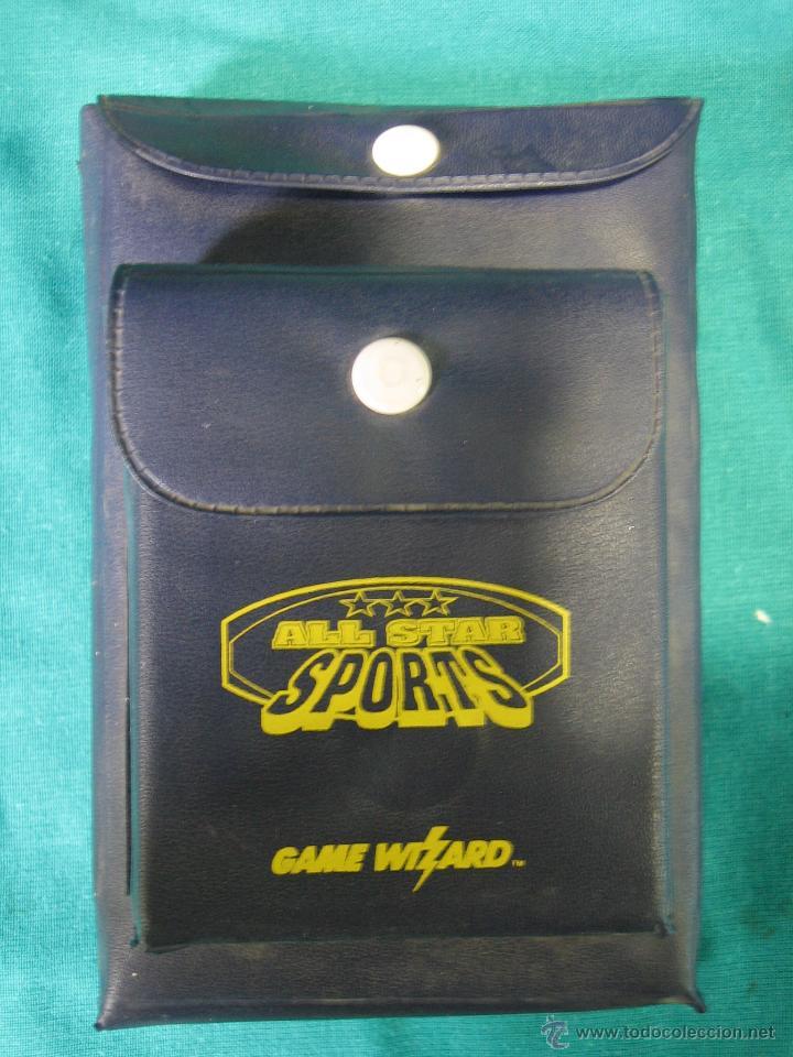 Videojuegos y Consolas: Consola Game Wizard con 2 juegos. Funciona - Foto 2 - 45103959