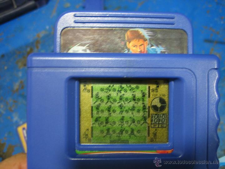 Videojuegos y Consolas: Consola Game Wizard con 2 juegos. Funciona - Foto 8 - 45103959