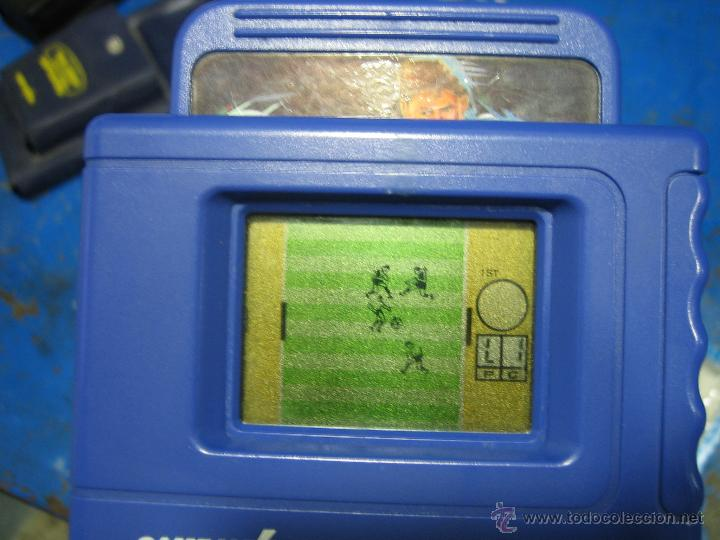 Videojuegos y Consolas: Consola Game Wizard con 2 juegos. Funciona - Foto 10 - 45103959