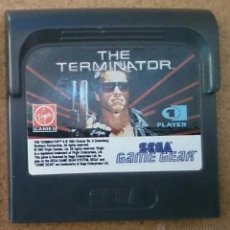 Juego Game Gear Sega GameGear The Terminator