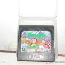Videojuegos y Consolas: LOTE DE TRES JUEGOS GAMEGEAR. Lote 47630039
