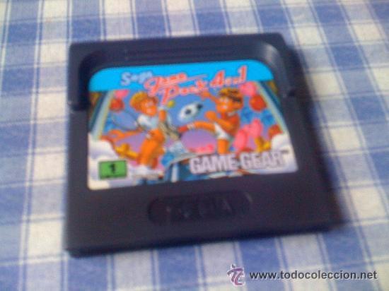 SEGA GAME PACK 4 IN 1 JUEGOS PARA SEGA GAMEGEAR SOLO CARTUCHO - GAME GEAR (Juguetes - Videojuegos y Consolas - Sega - GameGear)