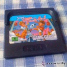Videojuegos y Consolas: SEGA GAME PACK 4 IN 1 JUEGOS PARA SEGA GAMEGEAR SOLO CARTUCHO - GAME GEAR. Lote 28918251