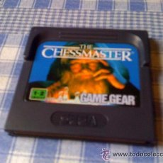 Videojuegos y Consolas: THE CHESSMASTER JUEGO PARA SEGA GAMEGEAR GAME GEAR SOLO CARTUCHO AJEDREZ. Lote 48602827