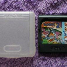 Videojuegos y Consolas: SONIC 2 GAME GEAR. Lote 48627675