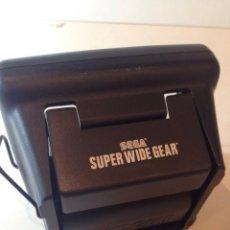 Videojuegos y Consolas: LUPA SOPORTE PARA LA SEGA GAME GEAR - SUPER WIDE GEAR. Lote 49527221