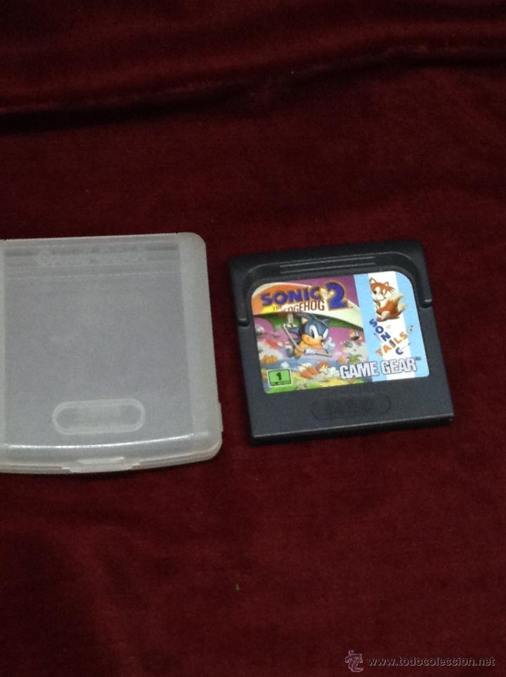 SONIC 2 (Juguetes - Videojuegos y Consolas - Sega - GameGear)