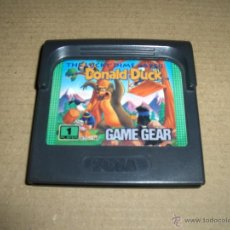 Videojuegos y Consolas: DONALD DUCK GAME GEAR. Lote 50754664