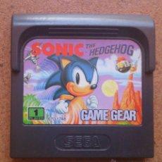 Videojuegos y Consolas: JUEGO GAME GEAR SONIC THE HEDGEHOG . Lote 51559951
