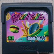 Videojuegos y Consolas: JUEGO GAME GEAR FANTASY ZONE. Lote 53576820