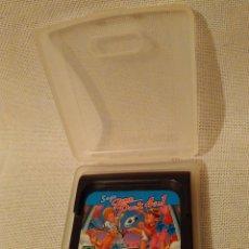 Videojuegos y Consolas: GAME GEAR. GAME PACK 4 IN 1. CARTUCHO CON SU CAJA. GAMEGEAR.. Lote 56714417
