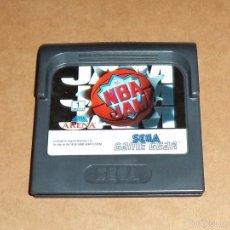 Videojuegos y Consolas: NBA JAM PARA SEGA GAME GEAR, PAL. Lote 57432973