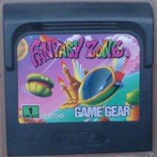 Videojuegos y Consolas: GAME GEAR GAMEGEAR JUEGO FANTASY ZONE . Lote 58111411