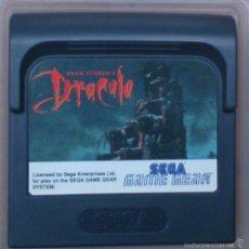 Videojuegos y Consolas: GAME GEAR GAMEGEAR JUEGO DRACULA . Lote 58111441