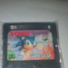 Videojuegos y Consolas: SONIC THE HEDGEHOG. Lote 58353877