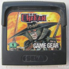 Videojuegos y Consolas: JUEGO CHAKAN GAME GEAR - SEGA. Lote 69025793