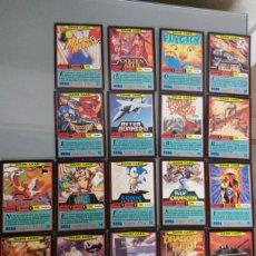 Videojuegos y Consolas: 50 CARTAS SEGA SUPERPLAY DIFERENTES AÑOS 1991-92. Lote 71179079