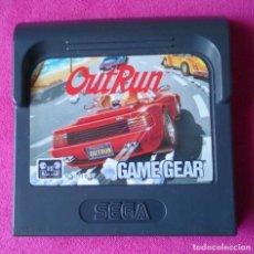 Videojuegos y Consolas: JUEGO GAMEGEAR OUT RUN . Lote 72298651