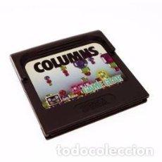 Videojuegos y Consolas: VIDEOJUEGO JUEGO SEGA GAME GEAR GAMEGEAR COLUMNS. Lote 112992976
