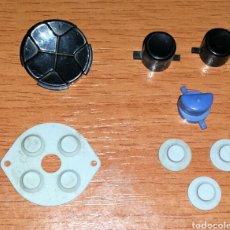 Videojuegos y Consolas: BOTONES CONSOLA GAME GEAR / GAMEGEAR SEGA. Lote 174421644