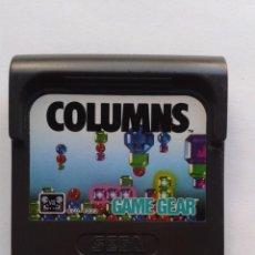 Videojuegos y Consolas: JUEGO SEGA GAME GEAR COLUMNS SOLO CARTUCHO PAL R5967. Lote 83217112