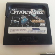 Videojuegos y Consolas: STAR WARS GAMEGEAR GAME GEAR. Lote 55066762