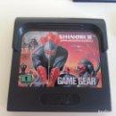 Videojuegos y Consolas: SHINOBI 2 GAMEGEAR GAME GEAR. Lote 55066869