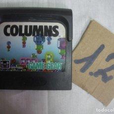 Videojuegos y Consolas: ANTIGUO JUEGO GAMEGEAR - COLUMNS. Lote 83607468