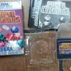 Videojuegos y Consolas: SUPER COLUMNS GAME GEAR. Lote 89857266