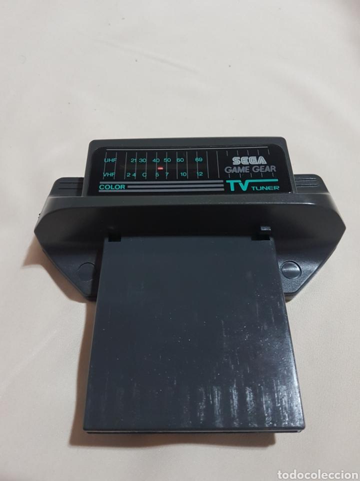 Videojuegos y Consolas: Accesorio consola game gear radio tv con instrucciones - Foto 3 - 89947896