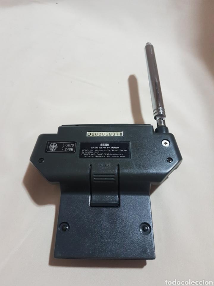 Videojuegos y Consolas: Accesorio consola game gear radio tv con instrucciones - Foto 4 - 89947896