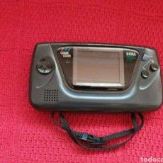 Videojuegos y Consolas: CONSOLA - GAME GEAR- PARA PIEZAS. Lote 90031724