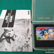 Videojuegos y Consolas: JUEGO SONIC GAMEGEAR GAME GEAR SEGA . Lote 93291525