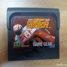 Videojuegos y Consolas: GP RIDER - SEGA GAME GEAR - GG. Lote 95551291