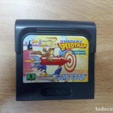 Videojuegos y Consolas: DESERT SPEEDTRAP COYOTE ROAD RUNNER - SEGA GAME GEAR - GG. Lote 95551383