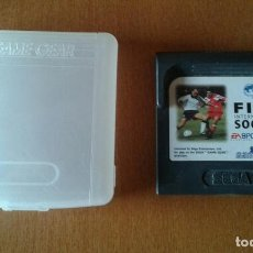 Videojuegos y Consolas: GAME GEAR - FIFA INTERNATIONAL SOCCER. Lote 95618739