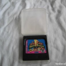 Videojuegos y Consolas: POWER RANGERS JUEGO GAME GEAR . Lote 95882555