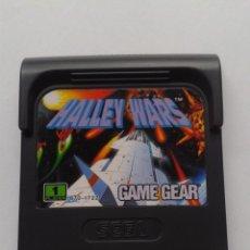 Videojuegos y Consolas: JUEGO SEGA GAME GEAR HALLEY WARS SOLO CARTUCHO ORIGINAL PAL R6554. Lote 96527291
